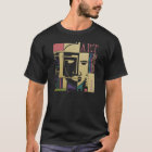 abstrakte Kunst T-Shirt
