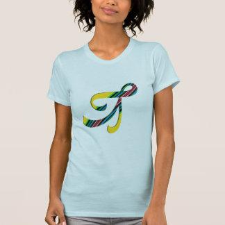 abstrakte Kunst-T - Shirtentwurfs-Geschenkidee T-Shirt