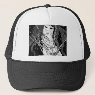 Abstrakte Meerjungfrau Truckerkappe