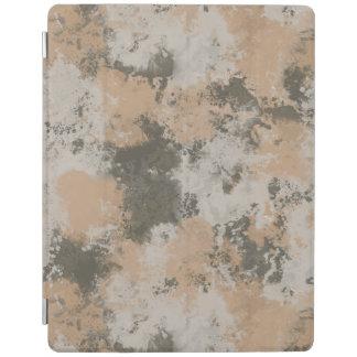 Abstrakte Schlamm-Pfütze iPad Hülle