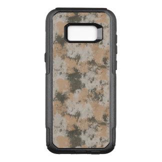 Abstrakte Schlamm-Pfütze OtterBox Commuter Samsung Galaxy S8+ Hülle