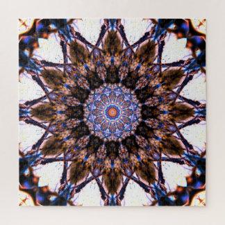 Abstrakte Sterne| Mandala-Kunst