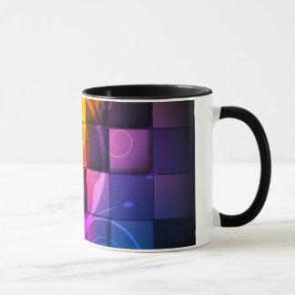 Abstrakte Tasse der Kunst-20