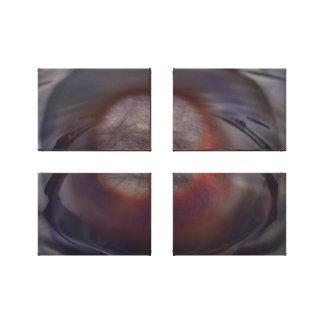Abstrakter Bereich Leinwanddruck