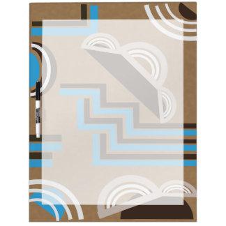 Abstrakter Entwurf der Kunst-Dekoart Memoboard