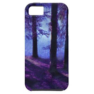 Abstrakter kleiner Waldteich iPhone 5 Case