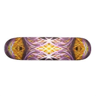 Abstrakter Kunst Skateboard Skateboard Brett