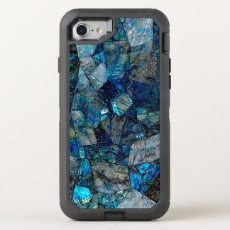 Abstrakter Labradorit OtterBox Defender iPhone 8/7 Hülle