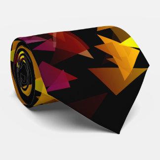 Abstrakter mehrfarbiger Confetti Bedruckte Krawatte