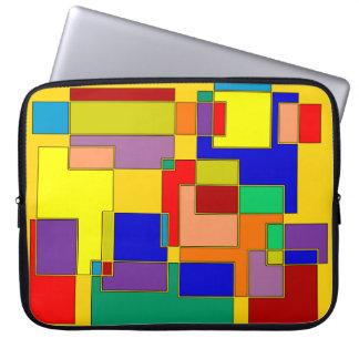 Abstraktes #26 laptopschutzhülle
