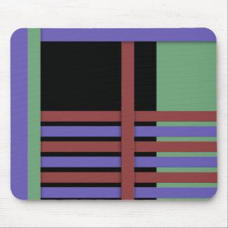 Abstraktes #407 mousepad