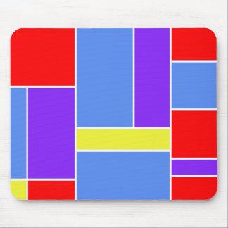 Abstraktes #481 mousepad