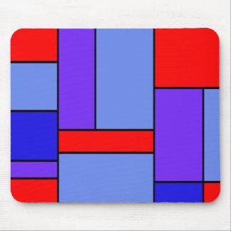 Abstraktes #483 mousepad