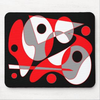 Abstraktes #485 mousepad