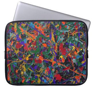 Abstraktes #817 laptopschutzhülle