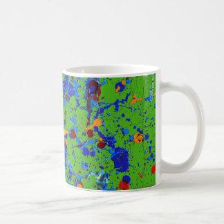 Abstraktes #905 kaffeetasse