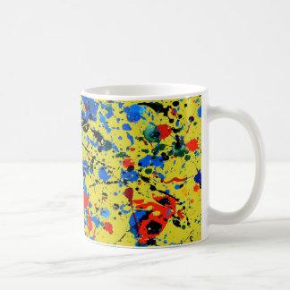 Abstraktes #907 kaffeetasse