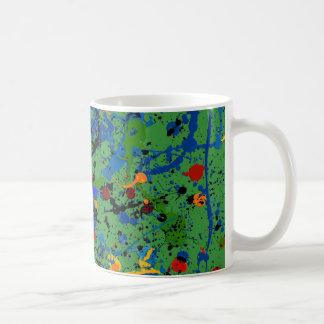 Abstraktes #908 kaffeetasse