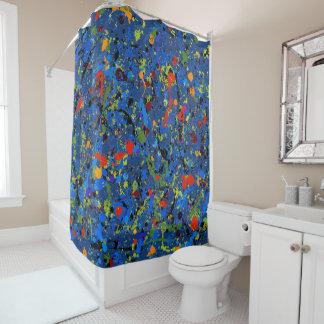 Abstraktes #913 duschvorhang
