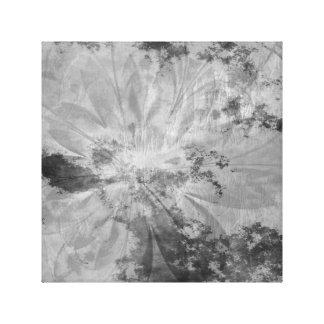 Abstraktes Fraktal Leinwanddruck
