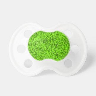 abstraktes Grün Schnuller