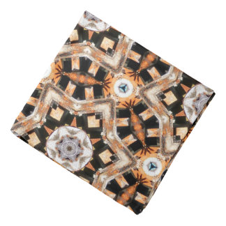 Abstraktes Kaleidoskop Halstücher