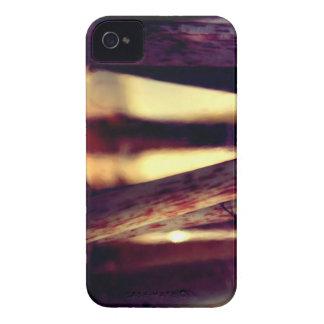 Abstraktes Makro iPhone 4 Hülle