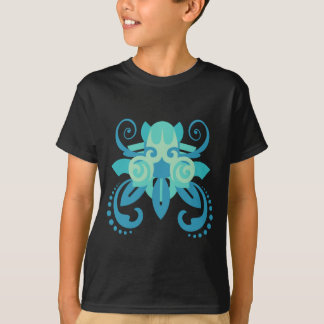 Abstraktion zwei Poseidon T-Shirt