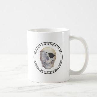 Abtrünnige Meteorologen Kaffeetasse