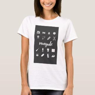 Abtrünnige Näherin-nähende Ikonen T-Shirt