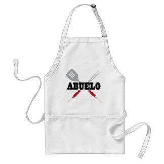 Abuelo Grill-Geschenk Schürze
