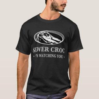 Abwasserkanal Croc T-Shirt