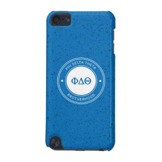 Abzeichen des Phi-Deltatheta-  iPod Touch 5G Hülle