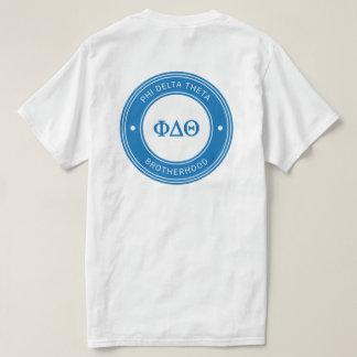 Abzeichen des Phi-Deltatheta-| T-Shirt