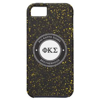 Abzeichen des Phi-Kappa-Sigma-  iPhone 5 Etui