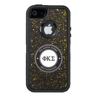 Abzeichen des Phi-Kappa-Sigma-  OtterBox iPhone 5/5s/SE Hülle