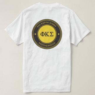 Abzeichen des Phi-Kappa-Sigma-  T-Shirt