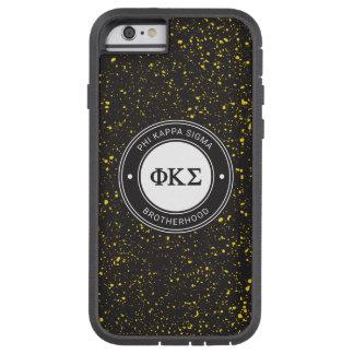 Abzeichen des Phi-Kappa-Sigma-  Tough Xtreme iPhone 6 Hülle