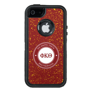 Abzeichen des Phi-Kappa-Theta-| OtterBox iPhone 5/5s/SE Hülle