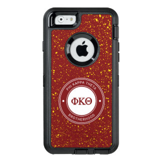 Abzeichen des Phi-Kappa-Theta-| OtterBox iPhone 6/6s Hülle
