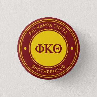 Abzeichen des Phi-Kappa-Theta-| Runder Button 3,2 Cm