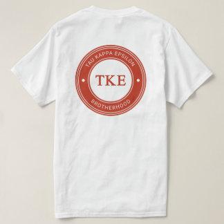 Abzeichen des Tau-Kappa-Epsilon-| T-Shirt