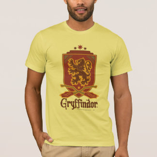 Abzeichen Harry Potter | Gryffindor QUIDDITCH™ T-Shirt