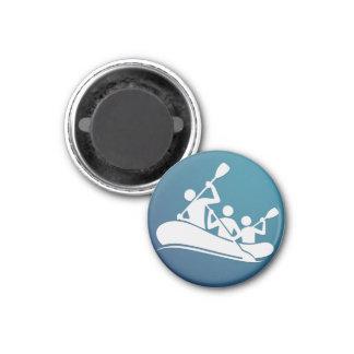 Abzeichen-Magnet - Unterstützung Runder Magnet 3,2 Cm