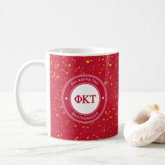 Abzeichen Phi-KappaTau | Kaffeetasse