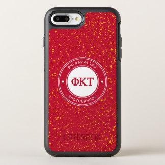 Abzeichen Phi-KappaTau | OtterBox Symmetry iPhone 8 Plus/7 Plus Hülle