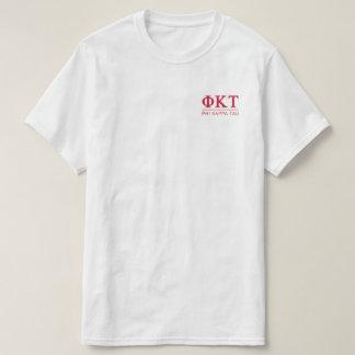 Abzeichen Phi-KappaTau | T-Shirt