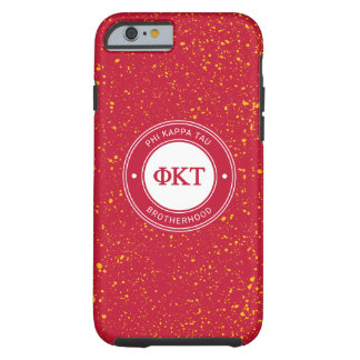 Abzeichen Phi-KappaTau | Tough iPhone 6 Hülle