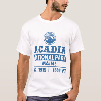 ACADIA-NATIONALPARK MAINE T-Shirt