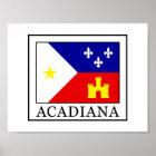 Acadiana Poster